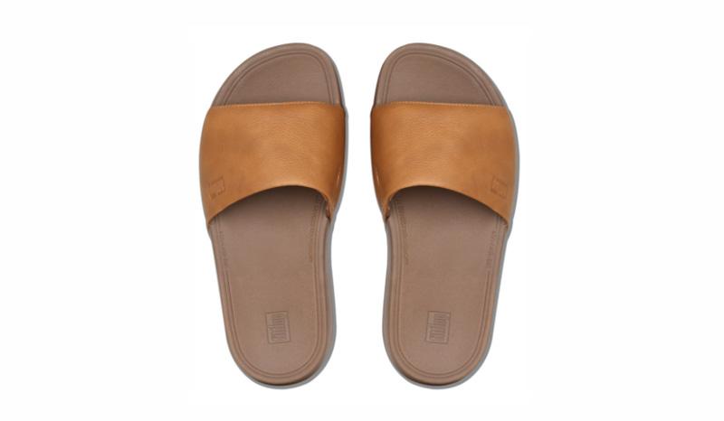 FITFLOP รองเท้าลำลองผู้ชาย รุ่น KANO SLIDES