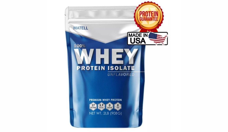 Matell Whey Protein Isolate