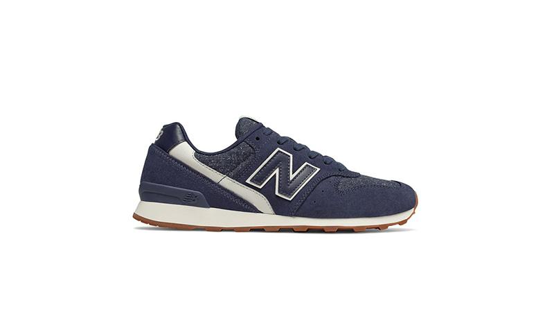 รองเท้าผ้าใบผู้หญิง NEW BALANCE สี Incense/Neo Classic Blue