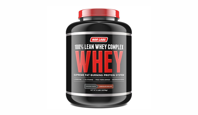 NAR LABS™ LEAN WHEY PROTEIN