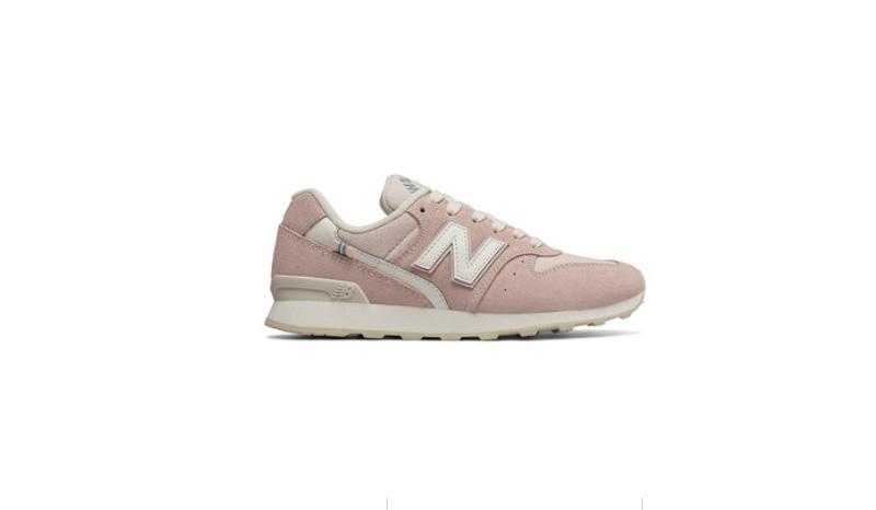 รองเท้าผ้าใบผู้หญิง NEW BALANCE 996 สีชมพู รองเท้าลำลองผู้หญิง