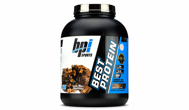 BPI SPORTS Whey Protein Best Protein