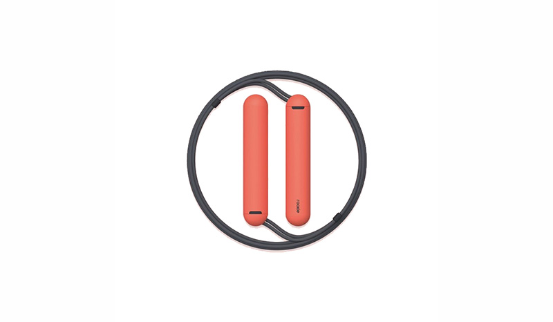 Smart Rope เชือกกระโดดอัจฉริยะ S11829 สี Chrome