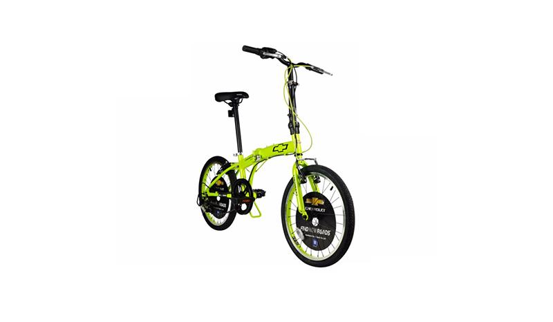 จักรยานพับได้ CHEVROLET 20 นิ้ว รุ่น FREEDOM