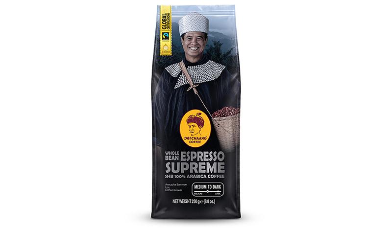 Doi Chaang Coffee Espresso Supreme