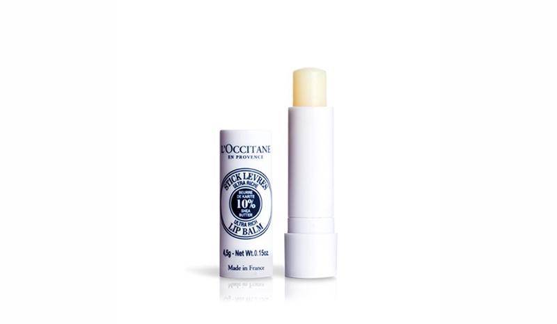 L'Occitane Natural Shea Ultra Rich Lip Balm