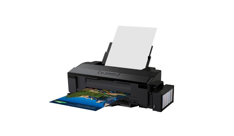 เครื่องปริ้นท์ EPSON L1800 A3 Colour Photo Ink Tank Printer