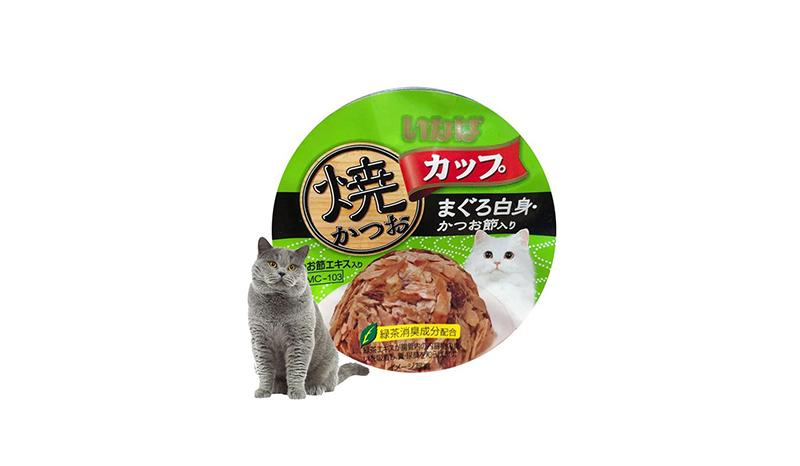 Inaba อาหารแมวชนิดเปียก ในน้ำเกรวี่