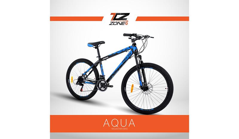 DELTA จักรยานเสือภูเขา รุ่น AQUA