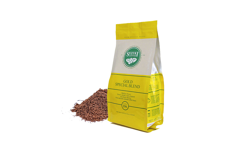 SUZUKI COFFEE Gold Special Blend