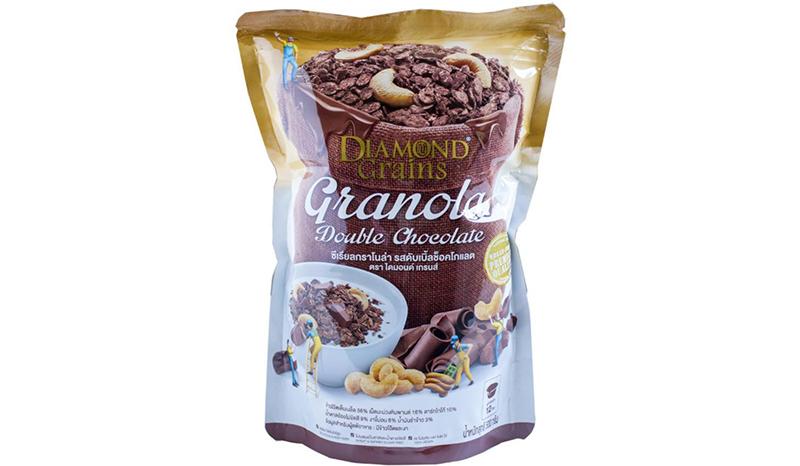 Diamond Grains Double Chocolate