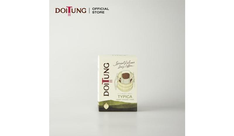 Doi Tung Drip Coffee Medium Roast