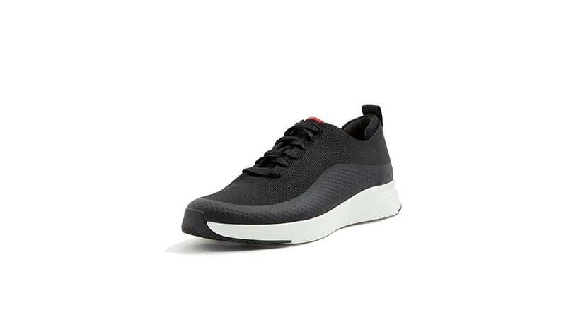 รองเท้าผ้าใบผู้ชาย FITFLOP EVERSHOLT KNIT SNEAKER รุ่น CR2