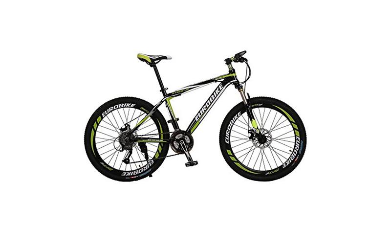 Eurobike X1 จักรยานเสือภูเขา 26