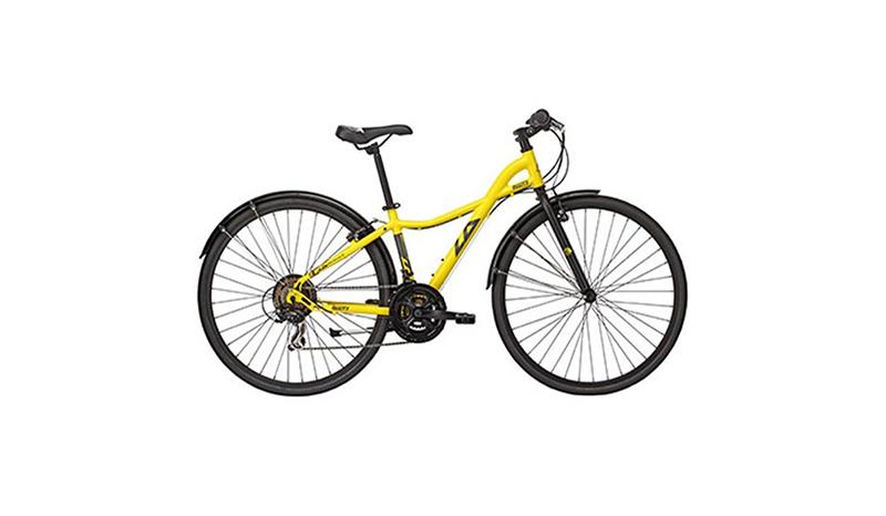 จักรยานไฮบริด LA Bicycle Hybrid Bike รุ่น MIXITY 2.0