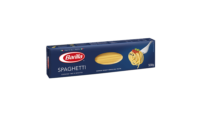 เส้นสปาเก็ตตี้ Barilla Rigatoni