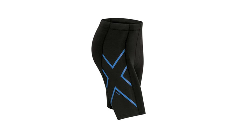 กางเกงวิ่ง สำหรับผู้ชาย 2XU Ice-X Compression Shorts