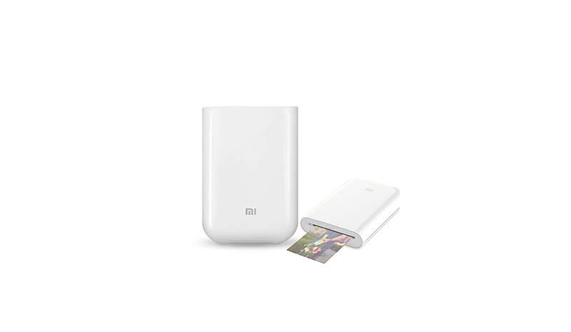 เครื่องปริ้นท์ Xiaomi Mi Portable Photo Printer