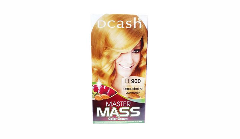 Dcash master mass color cream