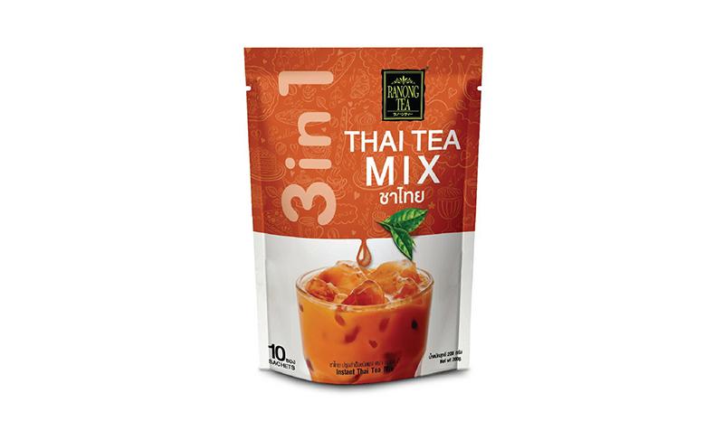 ชาเย็นปรุงสำเร็จ Ranong เรนองทีชาไทยปรุงสำเร็จ