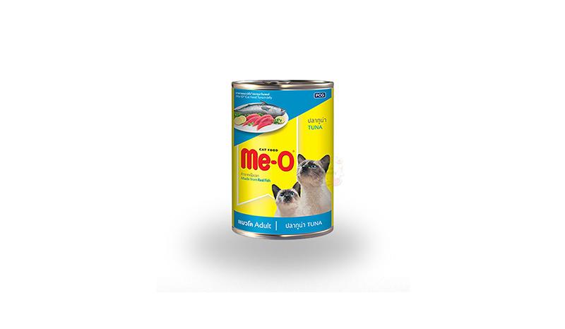 Me-O อาหารแมว แบบกระป๋อง