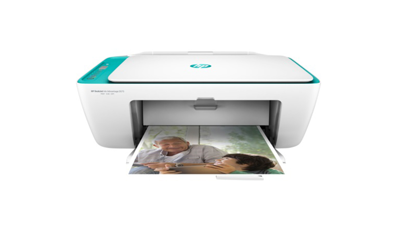 เครื่องปริ้นท์ HP DeskJet Ink Advantage 2675 All-In-One Printer