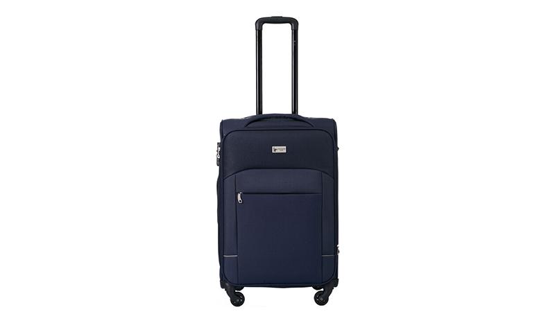 POLO TRAVEL CLUB กระเป๋าเดินทางชนิดผ้า รุ่น Soft SMD6120