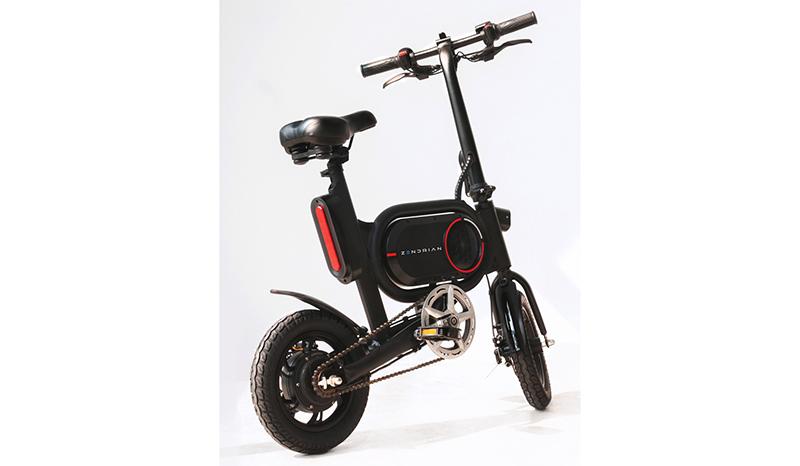 จักรยานไฟฟ้า Zendrian ZYU-2 Smart Electric Bike