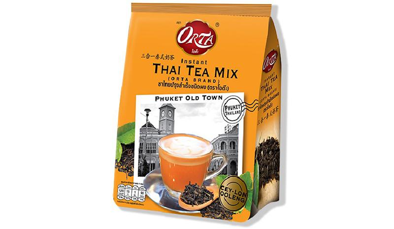 ชาเย็นปรุงสำเร็จ Orta