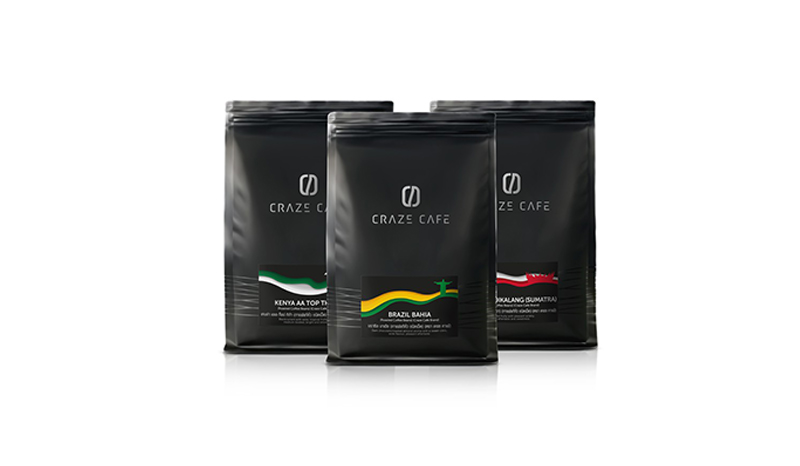 Craze Café Single Origin Kenya AA Top Thika