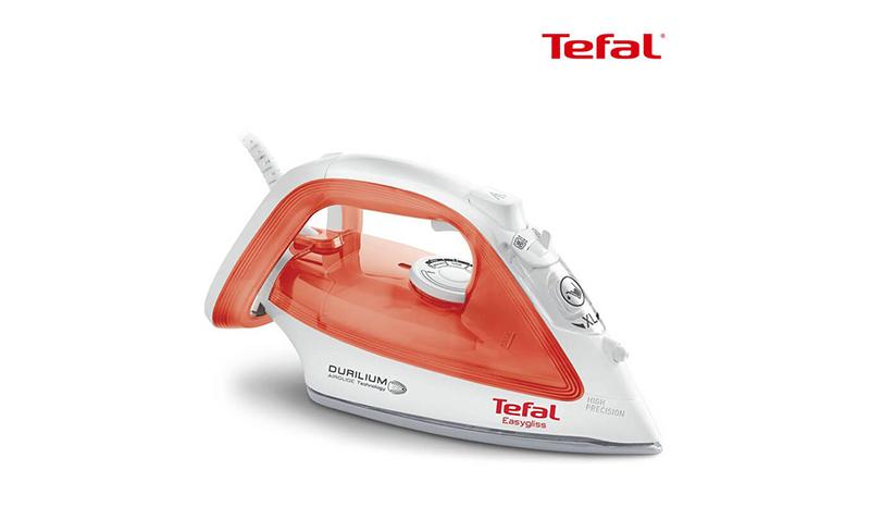 เตารีดไอน้ำ Tefal รุ่น FV4060T0