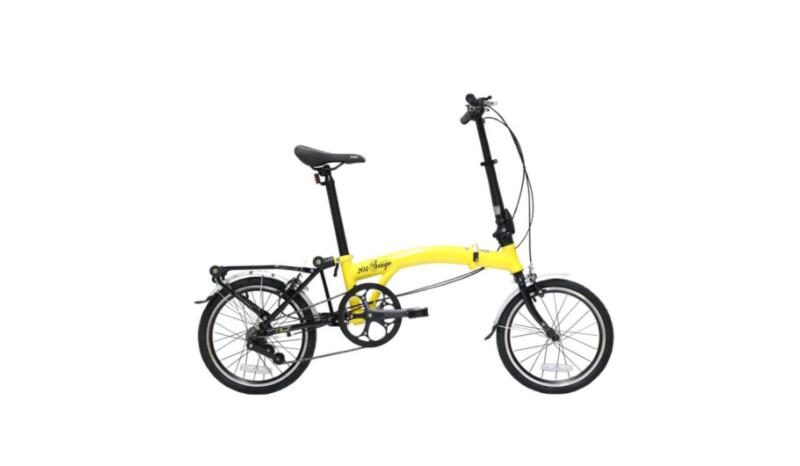 จักรยานพับได้ LA Bicycle Folding Bike รุ่น NEO STAGE 203
