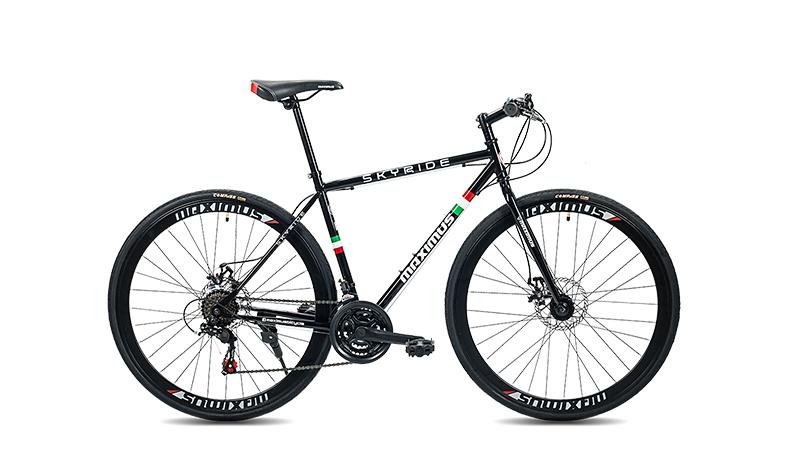 จักรยานไฮบริด Maximus SKYRIDE TX
