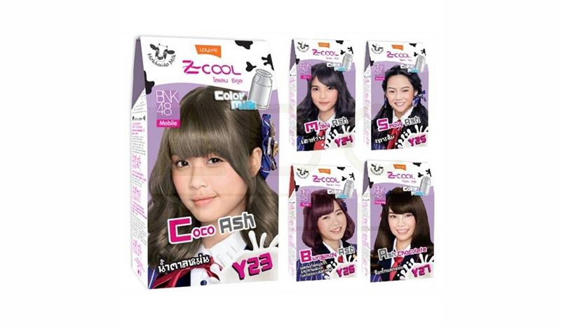Lolane Z Cool Color Milk BNK48
