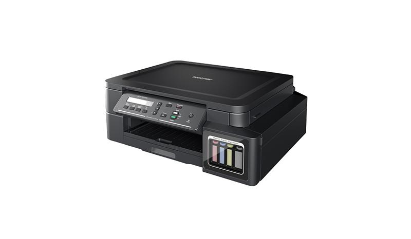 เครื่องปริ้นท์ Brother รุ่น DCP-T510W Color Inkjet A4 Refill Tank