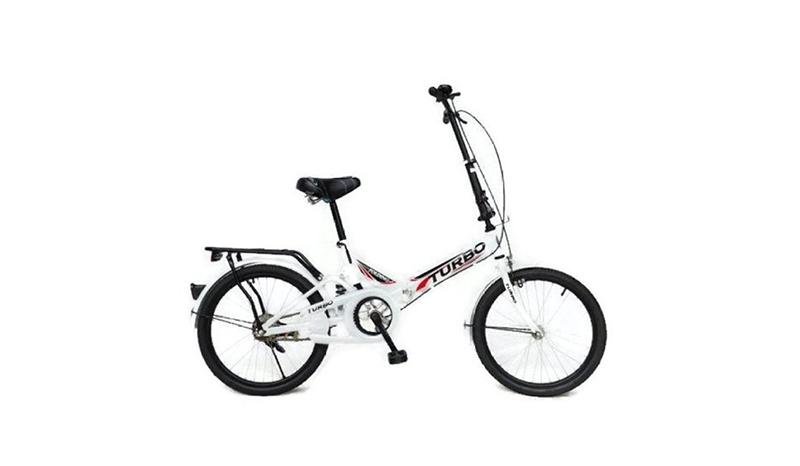 จักรยานพับได้ Turbo รุ่น Steel 20 นิ้ว
