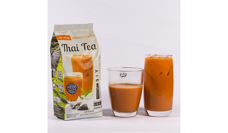 ชาเย็นปรุงสำเร็จ Mezzo ชาไทยบดต้นตำรับ