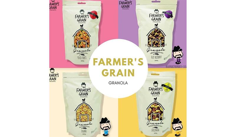Farmer's Grain Mixed Fruit