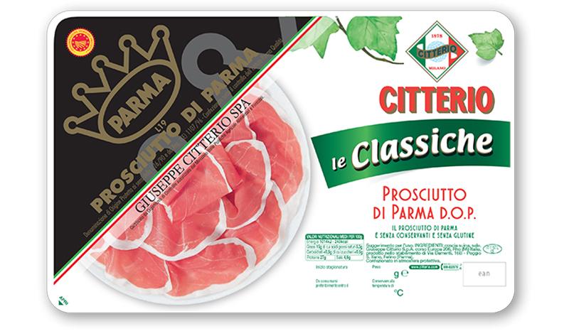 CITTERIO Prosciutto di Parma D.O.P