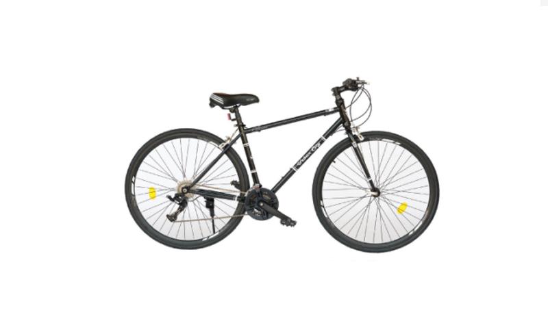 จักรยานไฮบริด WCI Urban City