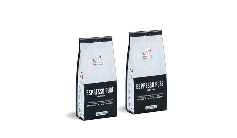NL COFFEE Espresso Pure