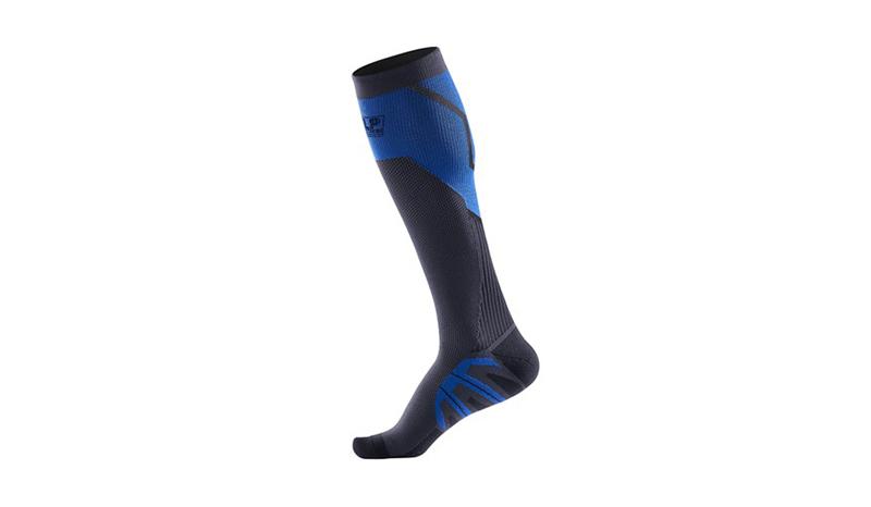 ถุงเท้าวิ่ง LP SUPPORT รุ่น Trail Running Compression Socks