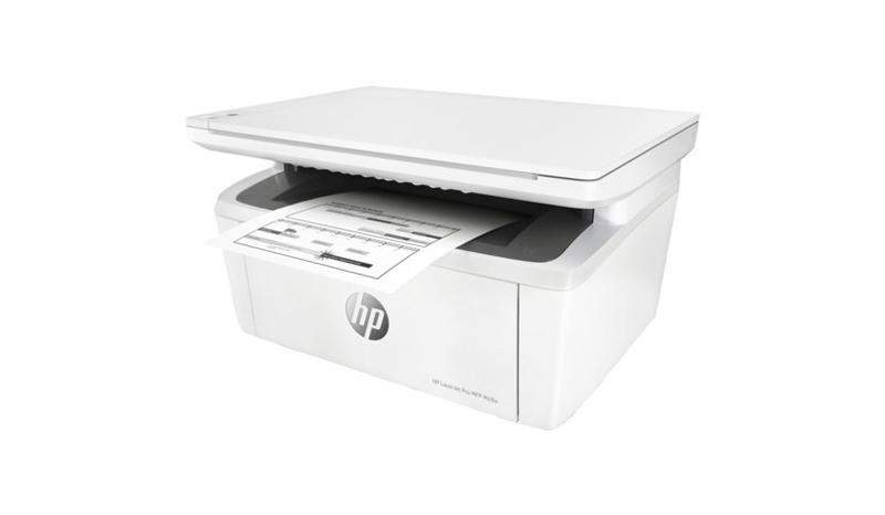 เครื่องปริ้นท์ HP LaserJet Pro MFP M28a Multifunction Laser Printer