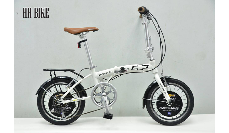 จักรยานพับได้ CHEVROLET รุ่น F-2