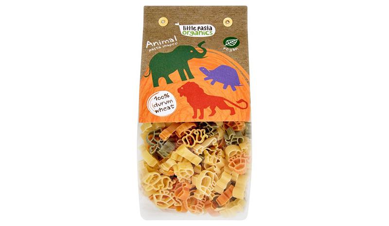 เส้นสปาเกตตี Little Pasta Organics