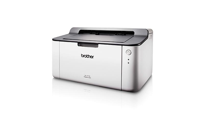 เครื่องปริ้นท์ Brother Laser Printer ขาวดำ รุ่น HL 1110