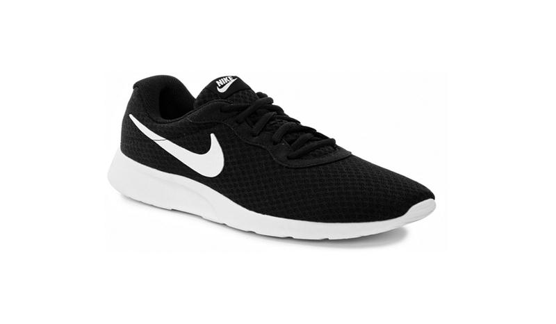 รองเท้าผ้าใบผู้ชาย NIKE Tanjun 812654-011 สีดำ