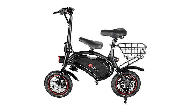 จักรยานไฟฟ้า DYU รุ่น D2f