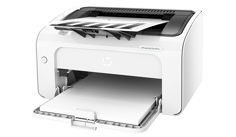 เครื่องปริ้นท์ HP Laser Printer Jet Pro M12A