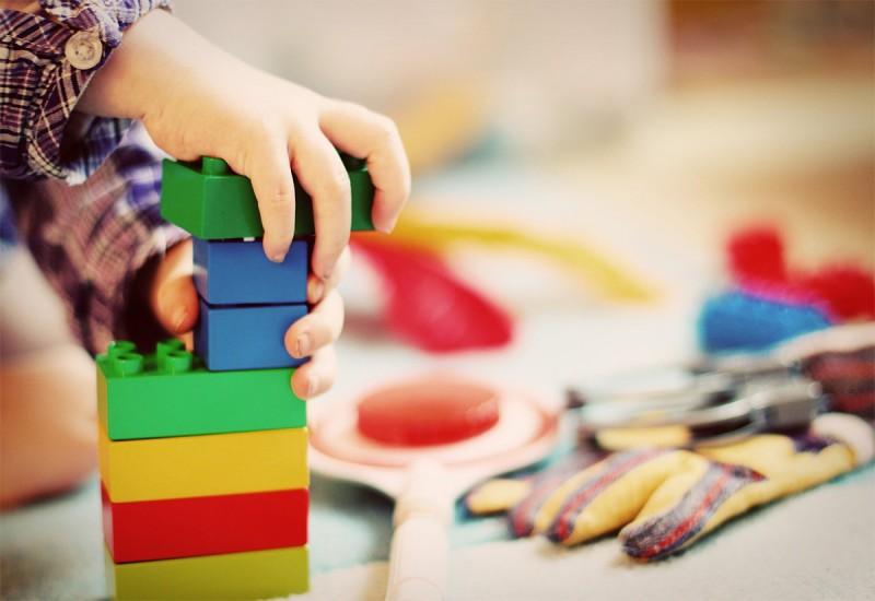 ของเล่นเสริมพัฒนาการสำหรับเด็ก อายุ 4 - 6 ปี มีอะไรบ้าง